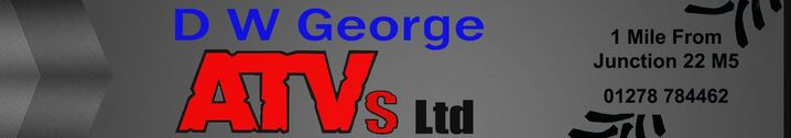 D W George ATVs Ltd - 01278 784462